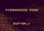 Pteranodon Pond