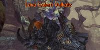 Lava Golem Vulkatz