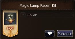MagicLampRepairKit