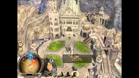 Minas Tirith -Arwen