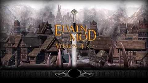 Edain mod 2v2v2v2! Lack of order and lag for days