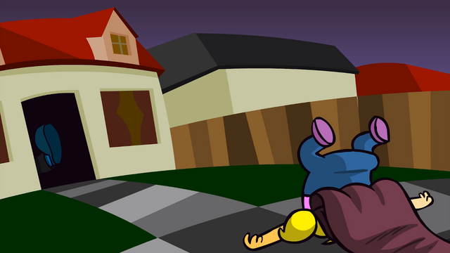 File:Trick or Threat - Tom kicked Kate.png