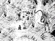 Sengoku finds himself in the jungle