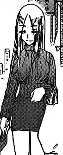 Yarai's Birthmother