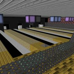 ....go bowling......