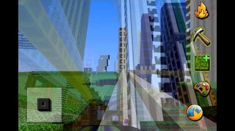 My eden skyscrapers city (eden world builder)