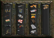DE inventory
