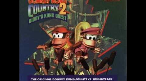 Donkey Kong Country 2 OST - Mining Melancholy ~ Mine Theme