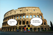 Eds in Rome