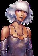 Kira aurora portrait
