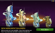 New Monument Buildings