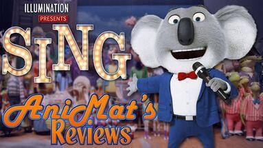 AniMat's Reviews - Sing