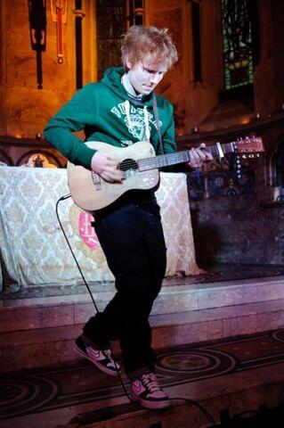 File:Ed plays in church.jpg