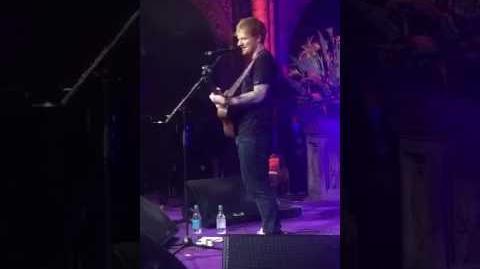 Ed Sheeran - Love Yourself (Cover)
