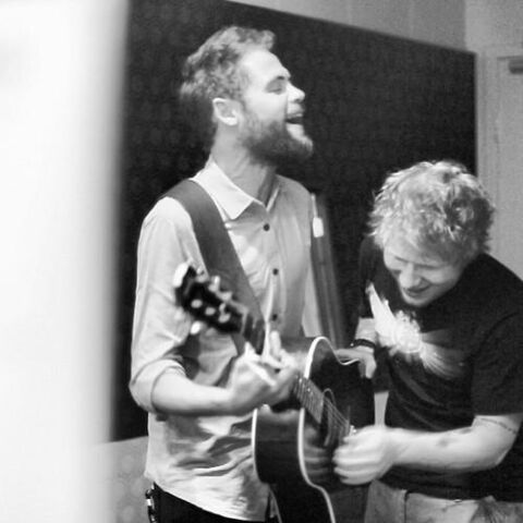 File:Ed Sheeran with Passenger.jpg