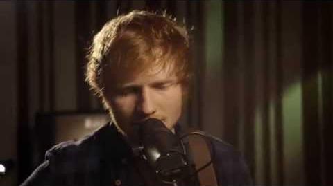 Ed Sheeran - I'm A Mess Live