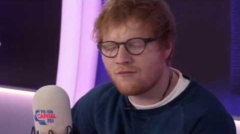 Ed Sheeran - Shape Of You (Live Acoustic @ Capital Breakfast)