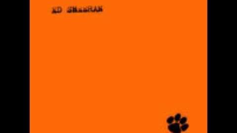Pause - Ed Sheeran ft Alonestar