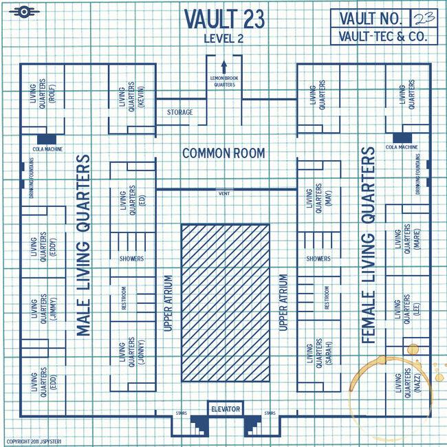 Vault23 Layout2.0