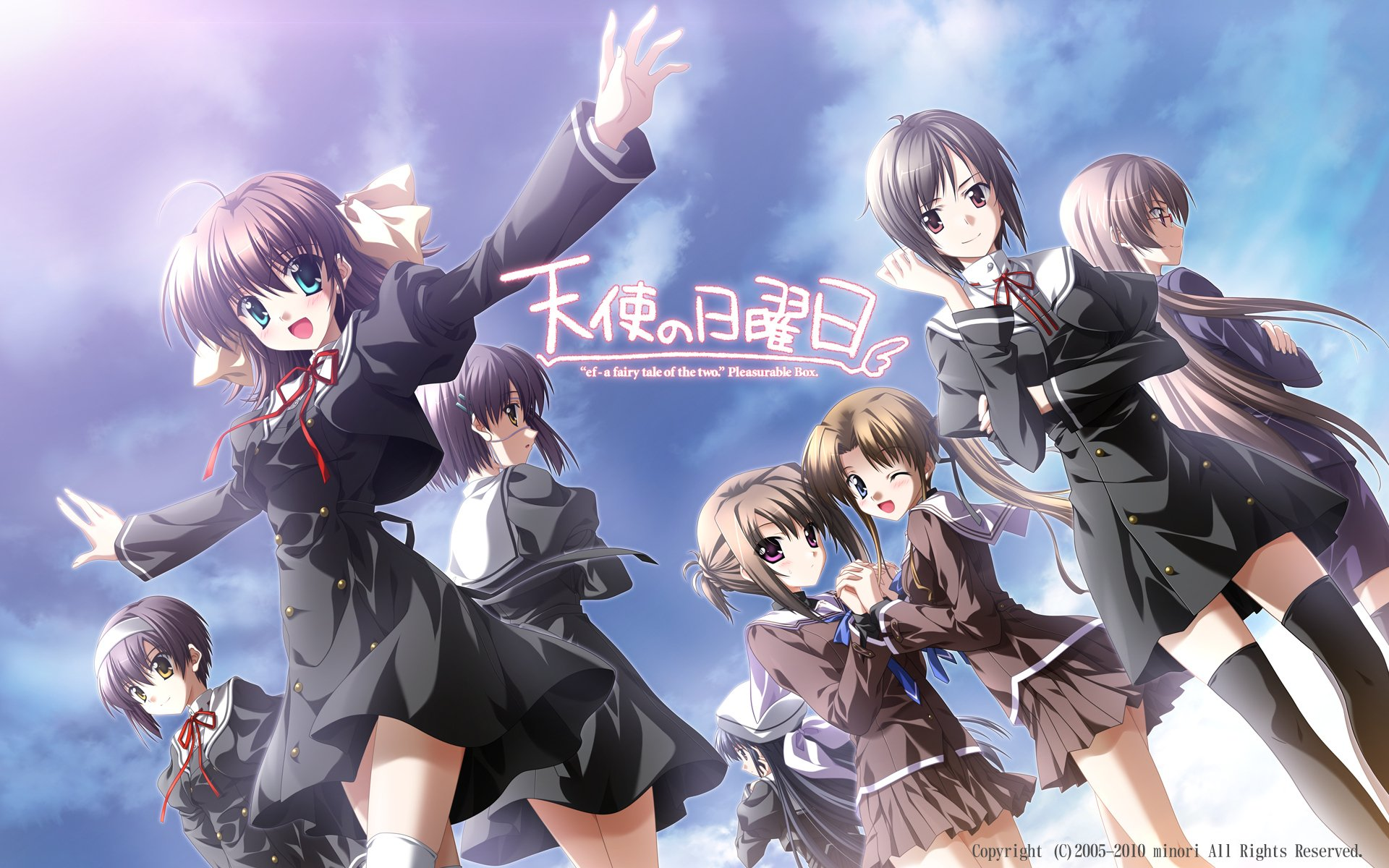Image - 61603 Anime Anime - Other Wallpaper.jpg | EF a tale of ...