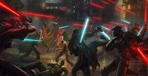 Great War Jedi vs Sith-1-