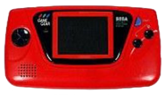 Red Game Gear
