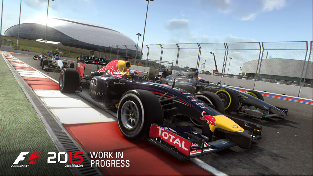 F1 2015 announce screen 4