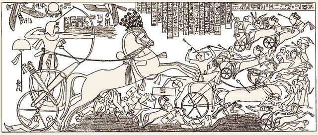 File:Seti I Battle Scene with the Hittites.jpg