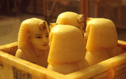 Canopic jars tutankhamun