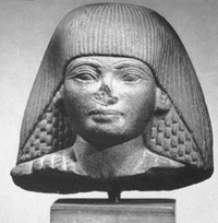 Official, 28th Dynasty, Gallatin Collection
