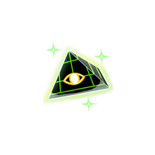 0160 Mysterious Green Eye
