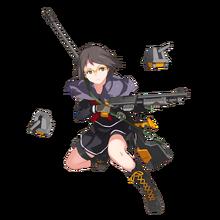 0077 Heavy Arms Collector Shizuka