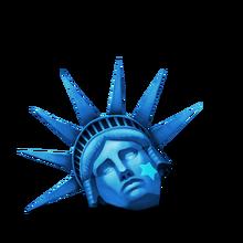 0143 Blue Queen