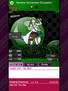 024 Newbie Alchemist Chuuseiko