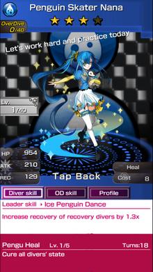 0346 Penguin Skater Nana