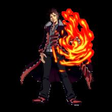0010 Burning Knuckle Shogo