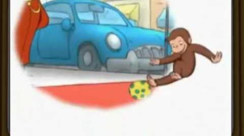 YTP- Whats Down? Kid Watching Curious George