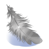 Bait Silver Feather
