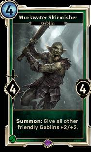 Murkwater Skirmisher (Legends)