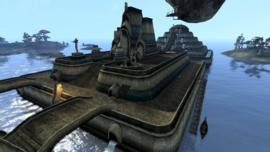 Vivec, Temple - Morrowind