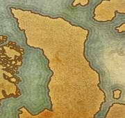 Telvanni Peninsula Map