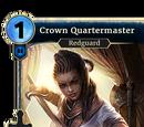 Crown Quartermaster