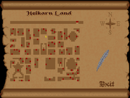 Helkarn Land view full map