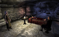 Vampire Cure (Oblivion) Rona Deathbed