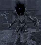 Keeper with Mace