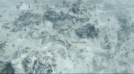 Viinturuth map skyrim