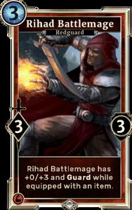 Rihad Battlemage (Legends)