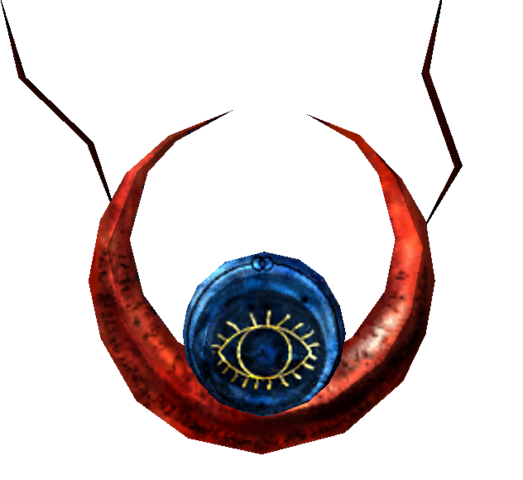 File:TES3 Morrowind - Amulet - Madstone of the Ahemmusa.png