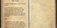 Racial Motifs 21: Ancient Orc