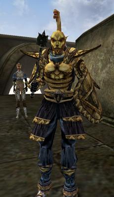 Ordinator Indoril Armor